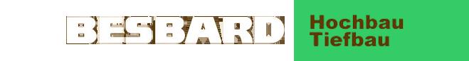 Logo von Besbard Bauunternehmen Gesellschaft mit beschränkter Haftung