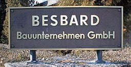 Besbard Bauunternehmen in Delligsen